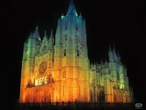 Kathedraal van Léon...