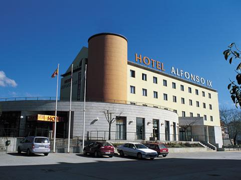 NH hotel Alfonso IX